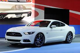 mustang 50 year limited edition 04 2015 mustang 50 year limited edition ny mustangs daily