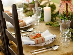 Holiday Decoration Awesome Christmas Banquet Table Decoration
