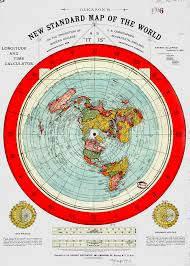 Map Of The Earth Map Of Flat Earth Low Resolution Restored Png Skys The Limit