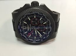 bentley breitling price breitling bentley gmt light body b04 midnight carbon for 16 225