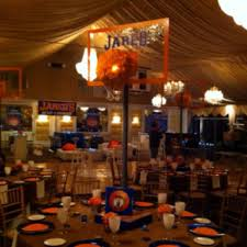 basketball centerpieces modern basketball inspired bar mitzvah bar mitzvah and bat