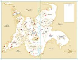 Map Book Making Maps For Books 2 Cartographers Tell Us How It U0027s Done