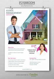 Real Estate Flyer Template Free by Real Estate Business Flyer Template V1 Flyerroom