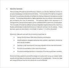 work proposal template u2013 11 free word excel pdf format download