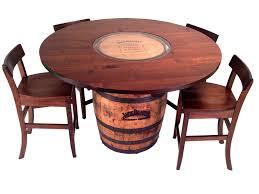 Barrel Bar Table Wonderful Jack Daniels Barrel Bar Table With Jack Daniels Barrel