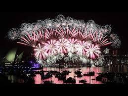 2017 fireworks sydney australia new year fireworks