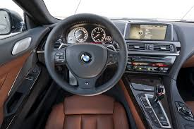 bmw inside bmw 6 series xdrive diesel coupe and convertible pictures and details