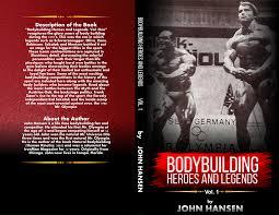 book cover design for bodybuilding ehroo