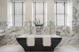 Master Bathroom Ideas Houzz Bathroom Black Porcelain Stand Alone Soaking Tub And Bathtub Decor