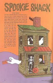 the haunted closet jack and jill magazine october 1973