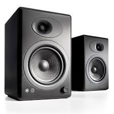 powered home theater speakers a5 powered speakers u2014 audioengine