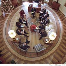 oval office tour president loves oval office rug it says u0027optimistic person