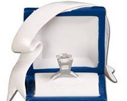 ornament ring box etsy