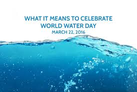 why we celebrate world water day