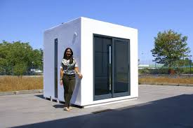 Microhouse Prefab Micro House Modular Contemporary Energy Efficient