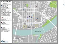 Underground Railroad Map File Map Usa Cincinnati01 Svg Wikitravel