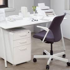 metal desk with file cabinet file cabinets 2 3 drawer metal modern office furniture poppin