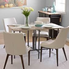 Transitional Dining Room Transitional Kitchen Dining Room Tables For Less Overstock