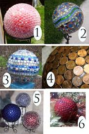 Do It Yourself Garden Art - 97 best bowlingball friends images on pinterest garden ideas
