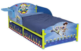 Toddler Bed Until What Age Toy Story Toddler Bed Amazon Co Uk Kitchen U0026 Home