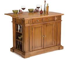 buy kitchen island set distressed oak finish kitchen island distressed oak finish