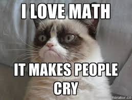 Meme Generator Grumpy Cat - create your own images with the grumpy cat hates math meme