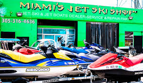 contact miami jet skis for service repair maintenance or buy jet