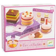 djeco cuisine djeco tom et cake shop set alexandalexa