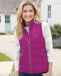 Womens Dress Vests Colorado Clothing 7312 Women U0027s Durango Packable Puffer Vest