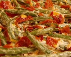 green bean thanksgiving recipes green bean casserole recipe with bacon happy simple living