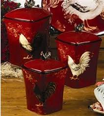 rooster kitchen canisters 133 best rooster canisters images on rooster decor