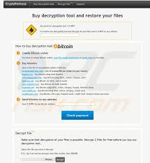 how to remove cryptofortress ransomware virus removal steps