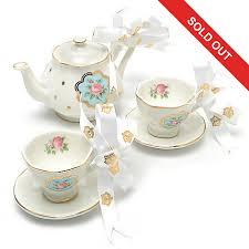 royal albert new country roses set of three bone china ornaments