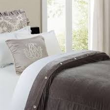 this velvet duvet cover is a neutral camel color and features a