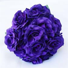 velvet roses 56 artificial velvet flowers bridal bouquet wedding vase