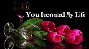 you decorated my life kenny rogers lyrics hd youtube