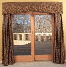 sliding door curtains 761