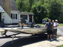 2008 triton vt 17 bass boats canoes kayaks and more bass