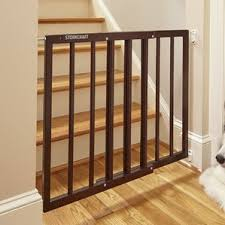 Child Gates For Stairs With Banisters Outdoor Baby Gates You U0027ll Love Wayfair