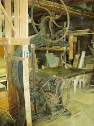 Seeking Stain Cast Seeking Vintage Cast Iron Band Saw Frame For Wheel Project