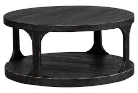 large round cocktail table rustic round coffee table for living room chocoaddicts com