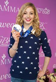 medal gold hair products gracie gold shows off her olympic medal plus more celeb pics