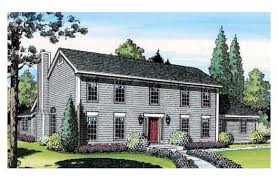 saltbox style home traditional style house plan 3 beds 2 50 baths 2095 sq ft plan