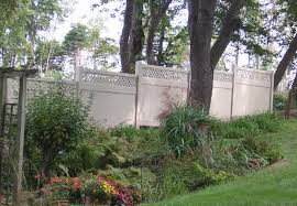 how to build a diy fence on a slope the fence authority blog