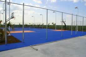 Best Backyard Basketball Court by Pictures Of Outdoor Basketball Courts With Lighting