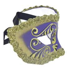 blue masquerade masks venetian mask in london for him blue and gold era masquerade mask