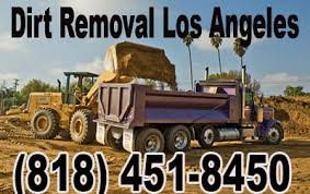 dirt removal los angeles home