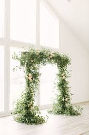 wedding arch greenery best 25 wedding arch decorations ideas on wedding