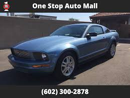 2007 ford mustang deluxe 2007 used ford mustang 2007 ford mustang deluxe coupe w low