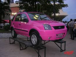 pink cars international house of pinkies the truth about cars
